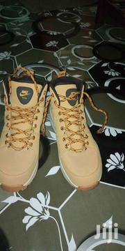 Nike Manoa Leather Hiking Boots | Shoes for sale in Central Region, Cape Coast Metropolitan