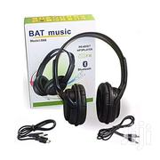 BAT Wireless Bluetooth FM ,Mp3 Headsets   Headphones for sale in Greater Accra, Avenor Area