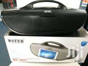Wester Ws 1037   TV & DVD Equipment for sale in Greater Accra, Avenor Area