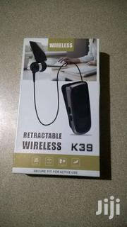 Wireless Retractable Bluetooth Earpiece - 95 | Clothing Accessories for sale in Greater Accra, East Legon