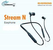 Riversong Stream N Neckband Bluetooth Earpiece | Clothing Accessories for sale in Greater Accra, Accra Metropolitan