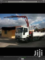 Iveco Crane Truck, White In Color | Trucks & Trailers for sale in Greater Accra, Ga West Municipal