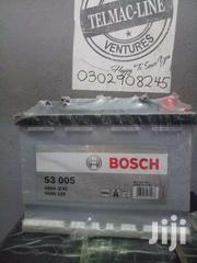 Car Battery 13 Plate (Bosch) | Vehicle Parts & Accessories for sale in Greater Accra, Abossey Okai