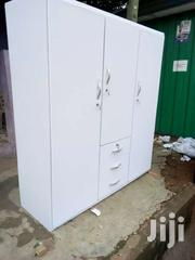 Family 3inq Wardrobe For Sell Now Plus Free Delivery | Furniture for sale in Greater Accra, Dansoman