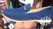 Clarks Blue Suede Slip-on Shoes | Shoes for sale in Greater Accra, Ga West Municipal