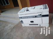 Whisperwatt 7000kva Generator | Electrical Equipments for sale in Greater Accra, Achimota