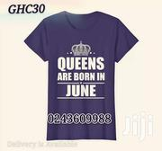 Birthday T-shirts   Clothing for sale in Greater Accra, Labadi-Aborm