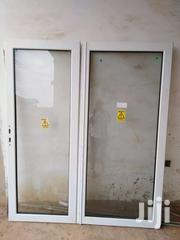 Double Glass PVC Sliding Door | Doors for sale in Greater Accra, Achimota