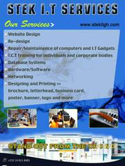 Website Design/Development Solution. | Automotive Services for sale in Greater Accra, Tema Metropolitan