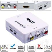 AV To HDMI Converter | Laptops & Computers for sale in Greater Accra, Dzorwulu