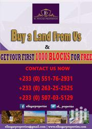 GET 1000 CONCRETE BLOCKS FOR FREE WHEN YOU BUY A LAND FROM US | Land & Plots For Sale for sale in Greater Accra, Achimota