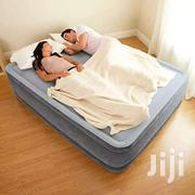 NICE COMFORTABLE & PORTABLE AIRBED FOR SALE AT SPINTEX   Furniture for sale in Greater Accra, Teshie new Town