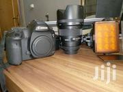 Cannon Mark 3  5D With Sigma 85mm | Cameras, Video Cameras & Accessories for sale in Greater Accra, Adenta Municipal