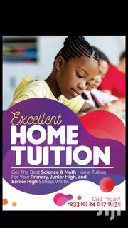Excellent Home Tuition | Classes & Courses for sale in Ashanti, Kumasi Metropolitan