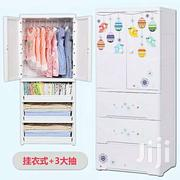 5 Tier Plastic Baby Wardrobe | Children's Furniture for sale in Greater Accra, Tema Metropolitan