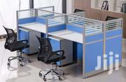 4in1 Workstation With Drawers And Cpu Holder 4850ghc | Furniture for sale in Greater Accra, Accra Metropolitan