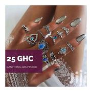 Silver Curvy Rings | Jewelry for sale in Greater Accra, Nii Boi Town