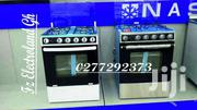 Midea 60*60 4 Gas Burner Oven  Grill Stainless Steel | Restaurant & Catering Equipment for sale in Greater Accra, Kokomlemle