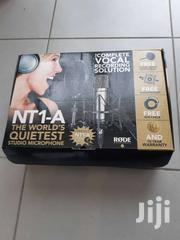 Rode NT1-A Large-diaphragm Condenser Microphone | Audio & Music Equipment for sale in Greater Accra, Tesano