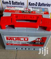 13 Plates Mutlu Car Battery Ready To Use + Free Delivery | Vehicle Parts & Accessories for sale in Greater Accra, North Kaneshie