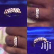 Gold Stainless Steel Bridal Ring | Jewelry for sale in Greater Accra, Odorkor
