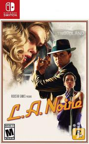 L.A. Noire For Nintendo Switch | Video Game Consoles for sale in Greater Accra, Abossey Okai