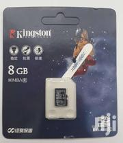 Original Kingston SD Memory Card 8GB | Accessories for Mobile Phones & Tablets for sale in Greater Accra, Accra new Town