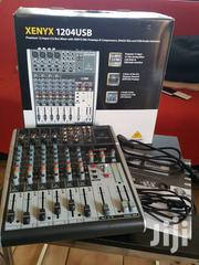 Behringer XENYX 1204USB - 12-input USB Audio Mixer | Musical Instruments for sale in Greater Accra, Tesano