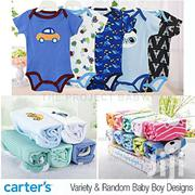 Baby Boys 5 Pieces Bodysuits | Children's Clothing for sale in Greater Accra, Tema Metropolitan