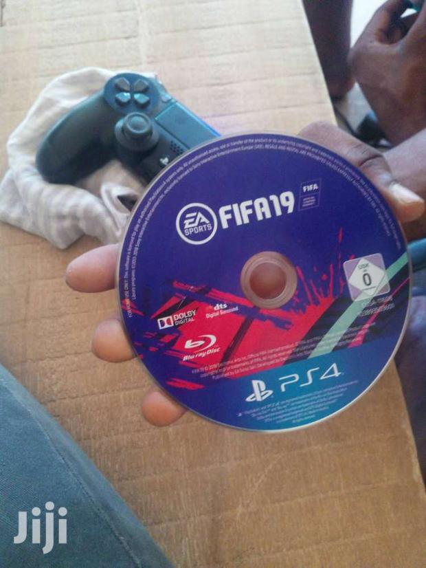 Archive: Ps4 FIFA 19 Game Cd