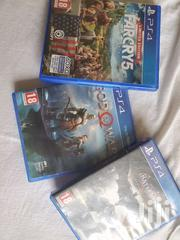 Ps4 Cds For Grabs   Video Game Consoles for sale in Greater Accra, Ga West Municipal