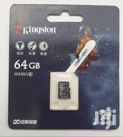 Original Kingston SD Memory Card 64GB | Accessories for Mobile Phones & Tablets for sale in Greater Accra, Accra new Town