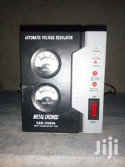 Metal Crowed Stabilizer | Electrical Equipments for sale in Ashanti, Kwabre