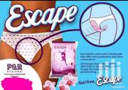 Escape Menstrual Panties With Pad   Makeup for sale in Greater Accra, Nungua East