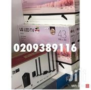 """NEW LG 43"""" HD DIGITAL SATELLITE LED TV 