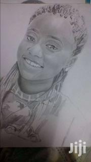 Pencil Portrait Drawing | Arts & Crafts for sale in Greater Accra, East Legon (Okponglo)
