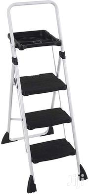 Foldable Tri Step Work Platform-- Step Ladder | Manufacturing Equipment for sale in Greater Accra, Akweteyman