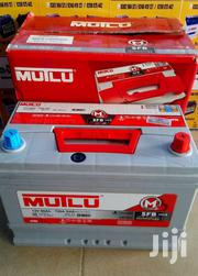 17 Plates Mutlu Battery From Turkey (Europe) Free Quick Delivery/Block | Vehicle Parts & Accessories for sale in Western Region, Ahanta West