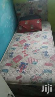 Used One And Half Bed | Furniture for sale in Greater Accra, Ga East Municipal