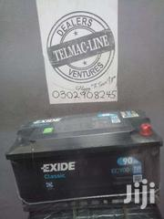 Car Battery 17 Plate (Exide) | Vehicle Parts & Accessories for sale in Greater Accra, Abossey Okai