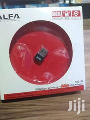ALFA USB ADATER 300MBPS | Laptops & Computers for sale in Greater Accra, Dzorwulu
