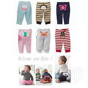 Baby Girls 5 Pieces Pull On Trouser Pant | Children's Clothing for sale in Greater Accra, Tema Metropolitan