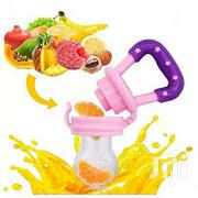 Kids Pacifier Feeder For Fruits Food Rubber Feeder. | Children's Clothing for sale in Greater Accra, Tema Metropolitan