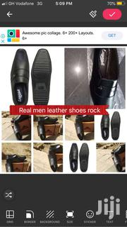 Men Rock Black Shoes | Shoes for sale in Northern Region, Tamale Municipal