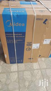 NEW IN BOX MIDEA 4BURNER GAS COOKER | Kitchen Appliances for sale in Greater Accra, Accra Metropolitan