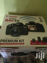 NEW CANON EOS REBEL T6. DIGITAL SLR CAMERA FOR SALE | Cameras, Video Cameras & Accessories for sale in Greater Accra, East Legon