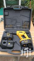 JCB 24v Cordless Battery Heavy Duty Drill Set | Electrical Tools for sale in Kwashieman, Greater Accra, Ghana