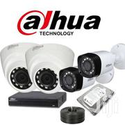 Dahua HD Surveilliance System DVR Kit 4CH 4K 8MP DVR And 4mp Cameras | Cameras, Video Cameras & Accessories for sale in Greater Accra, Airport Residential Area