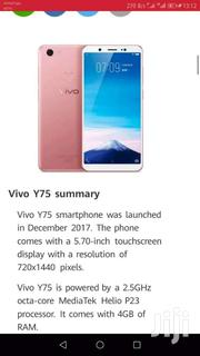 Vivo Y75 64+4g | Mobile Phones for sale in Greater Accra, Ashaiman Municipal