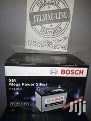 Car Battery 15 Plate (Bosch 74ah) | Vehicle Parts & Accessories for sale in Greater Accra, New Abossey Okai